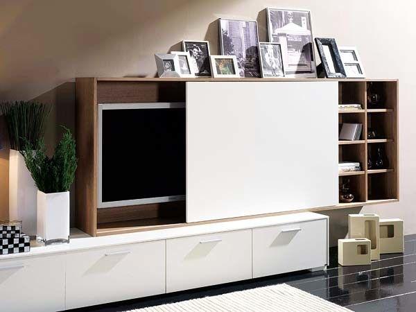 20 Versteckt Sich Ein Fernseher Im Wohnzimmer Fur Alle Hauser Stile Rosamobel Info Tv Wandgestaltung Fernseher Verstecken Wohnzimmer Tv Wand Ideen