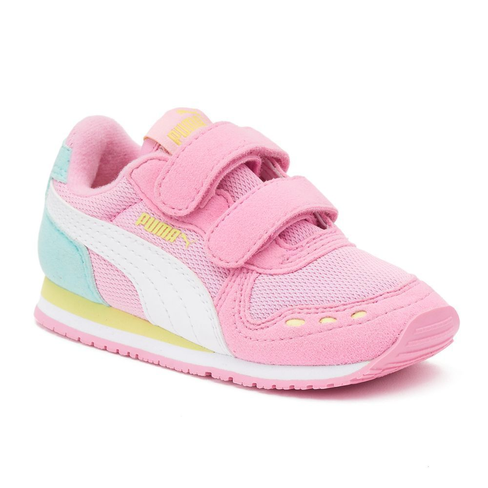 PUMA Cabana Racer Toddler Girls  Shoes a8db4f096d3f