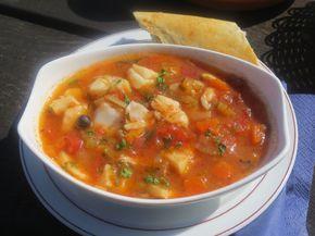 Mediterrane Fischsuppe von dirkfenske | Chefkoch