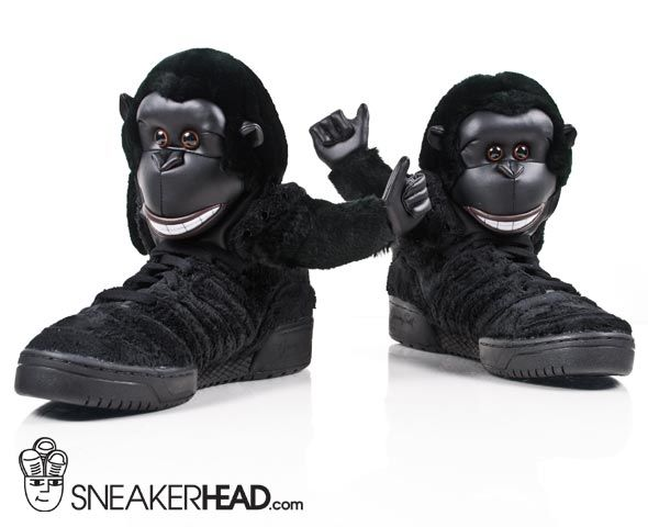 adidas jeremy scott gorilla shoes
