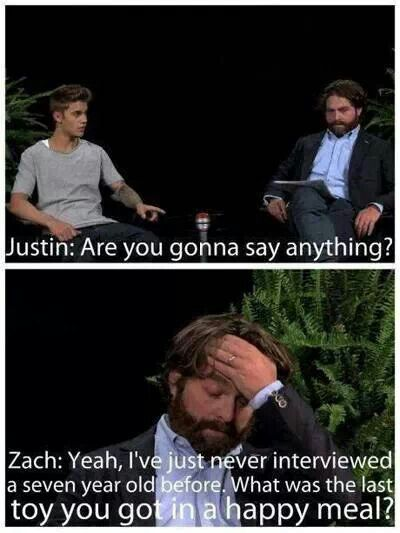 Zach being awesome, as usual