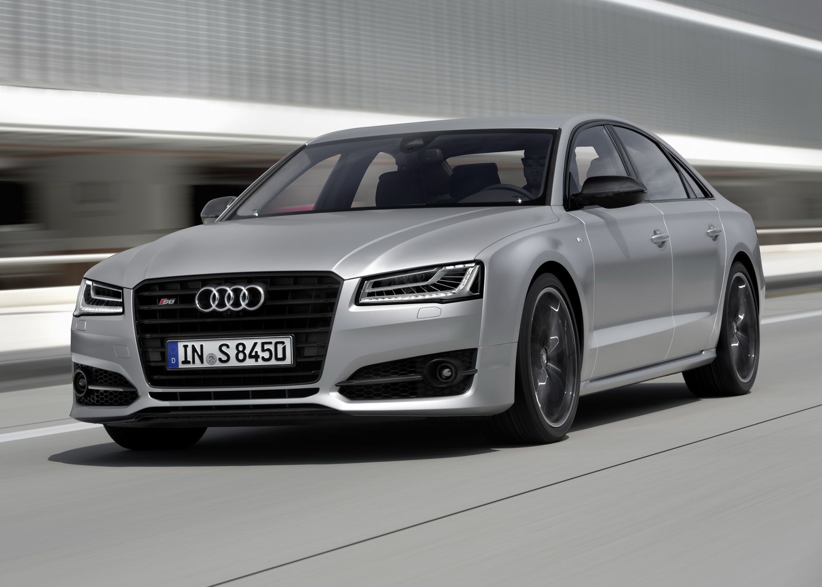 New Audi S8 Plus Brings 605 Ponies And 305km/h 189mph To
