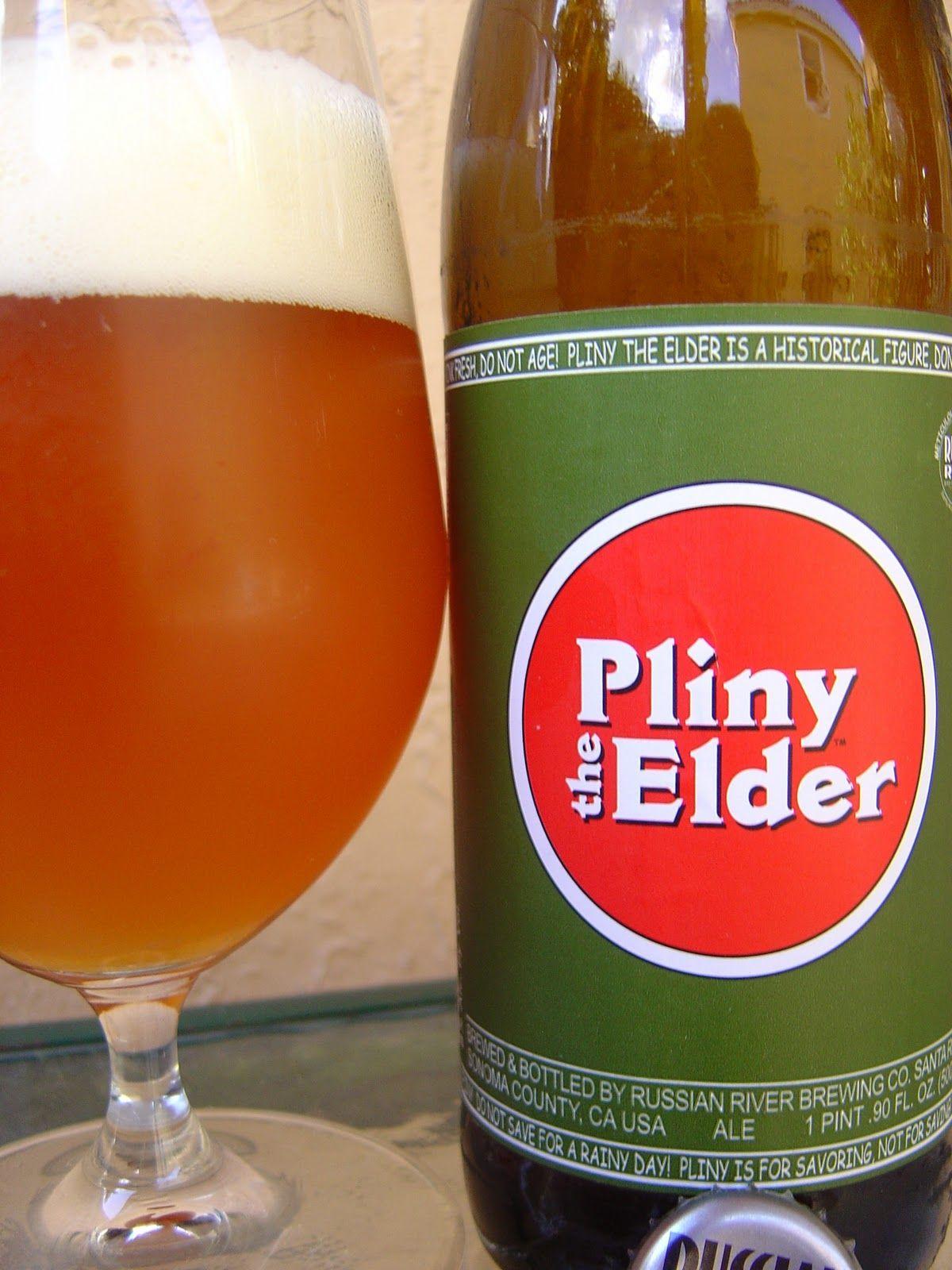Top 5 Ipas Craft Beer Academy Pliny The Elder Craft Beer Brewing Beer