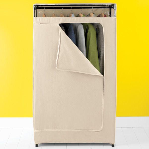 Gentil Canvas Clothes Closet