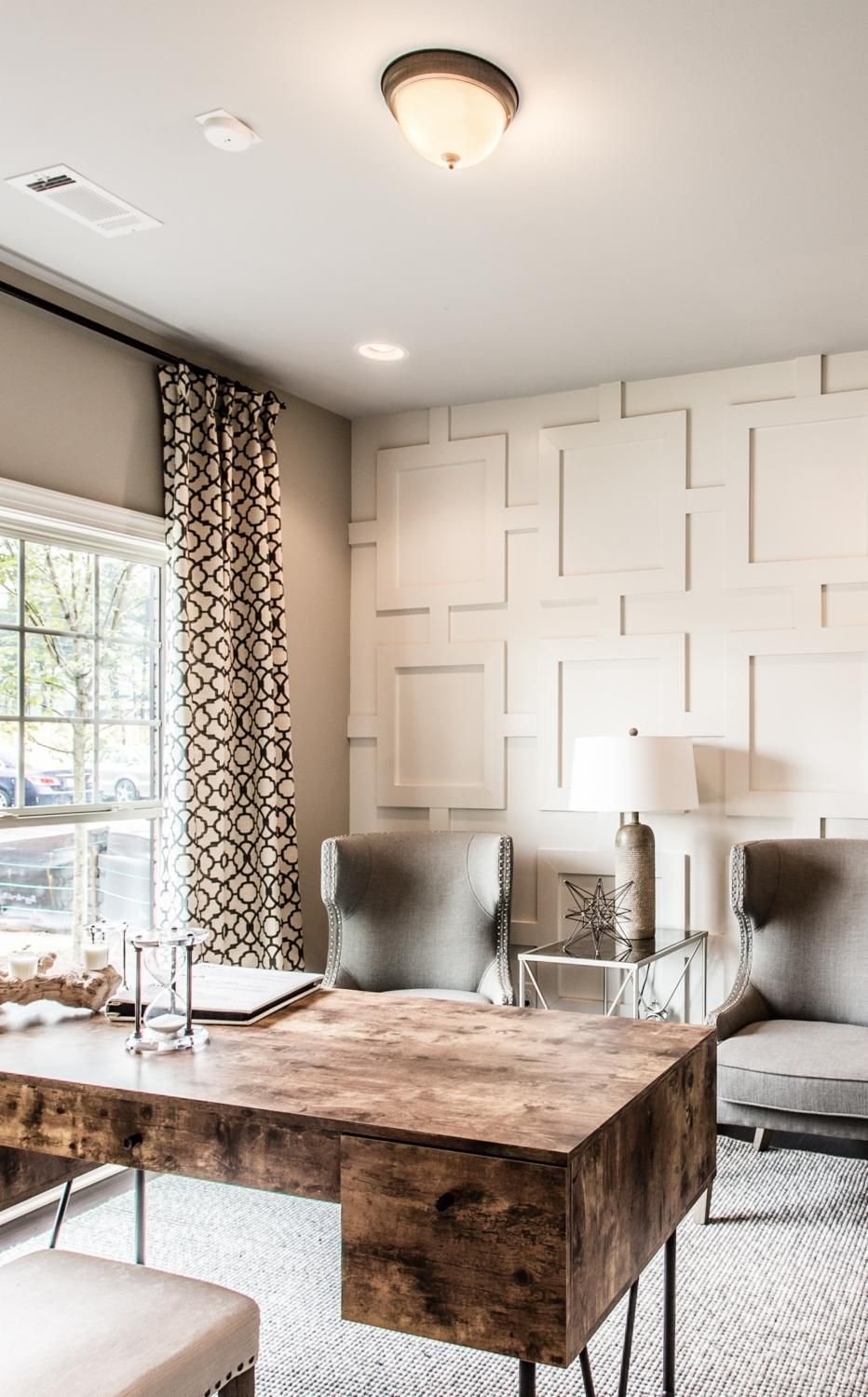 67 Beautiful Modern Home Design Ideas In One Photo Gallery: Inspire Your Creativity With Beautiful Home Office Designs...