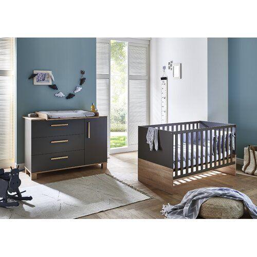 Cloe 2 Piece Nursery Furniture Set Arthur Berndt Products