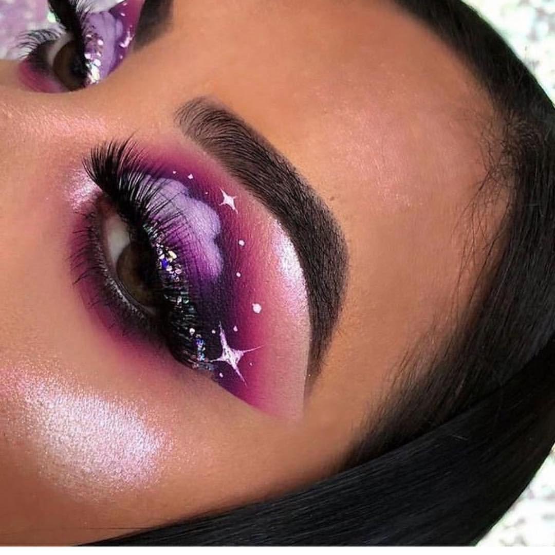 Instagram Adaburgos11 Creative Eye Makeup Aesthetic Makeup