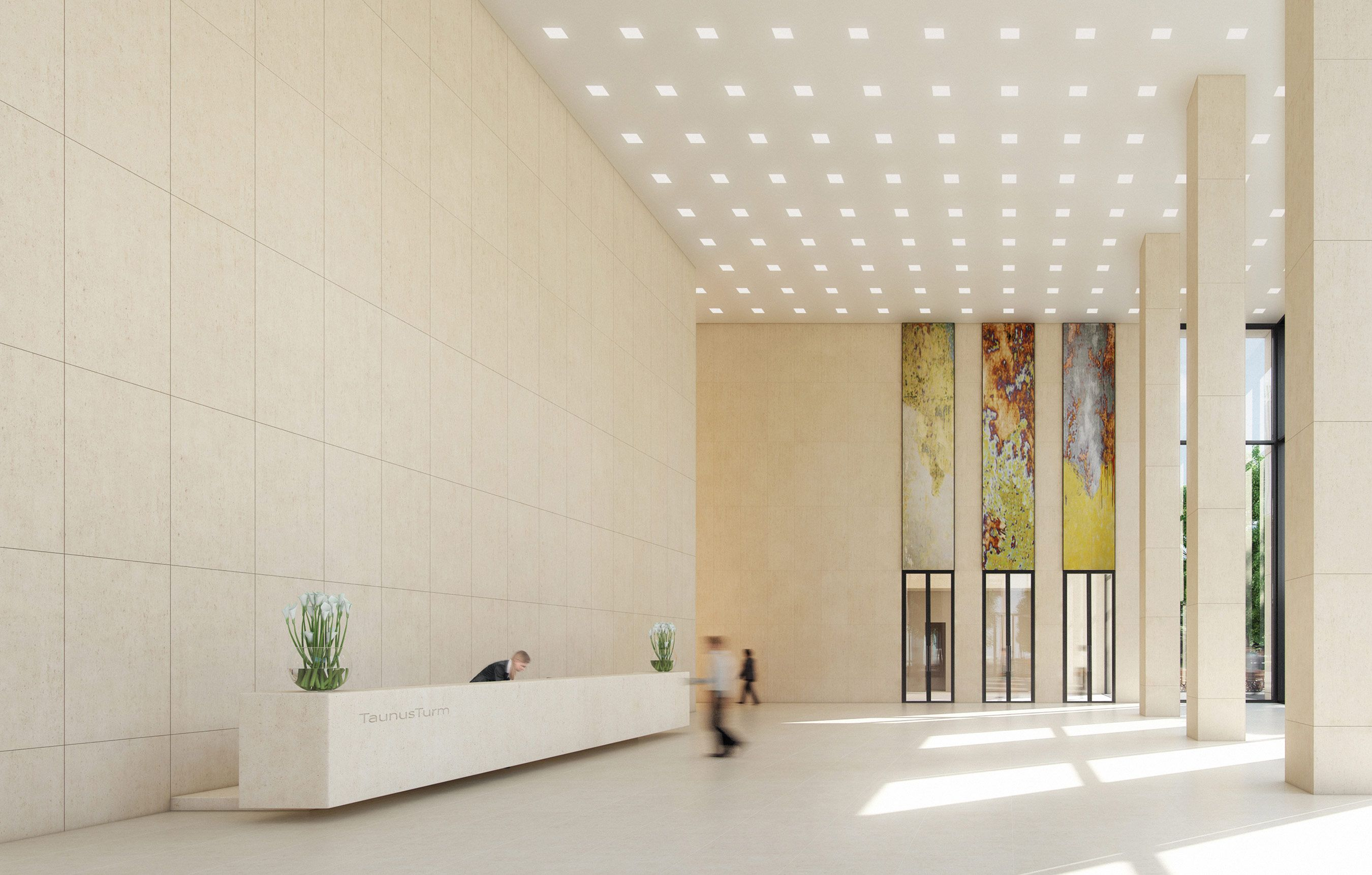 Image result for contemporary lobby interior Receptions