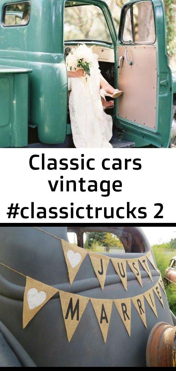 Classic cars vintage #classictrucks 2