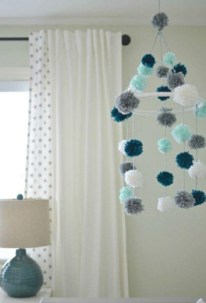 1001 ideen f r mobile basteln 18 ideen f rs babys erste spielzeug baby pinterest. Black Bedroom Furniture Sets. Home Design Ideas
