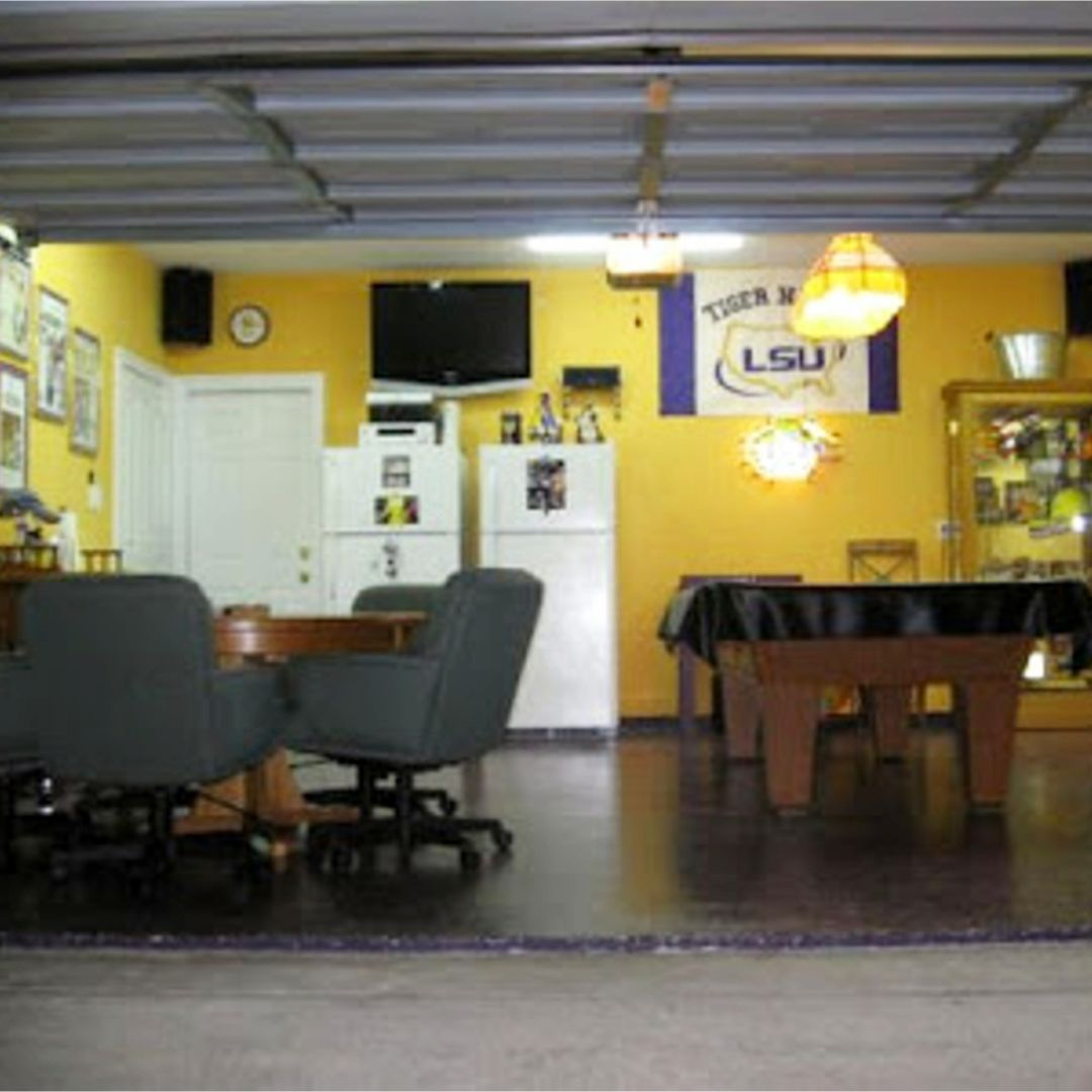 Man Cave Ideas Garage On A Budget Cheap Ways To Turn Your Into Cute766