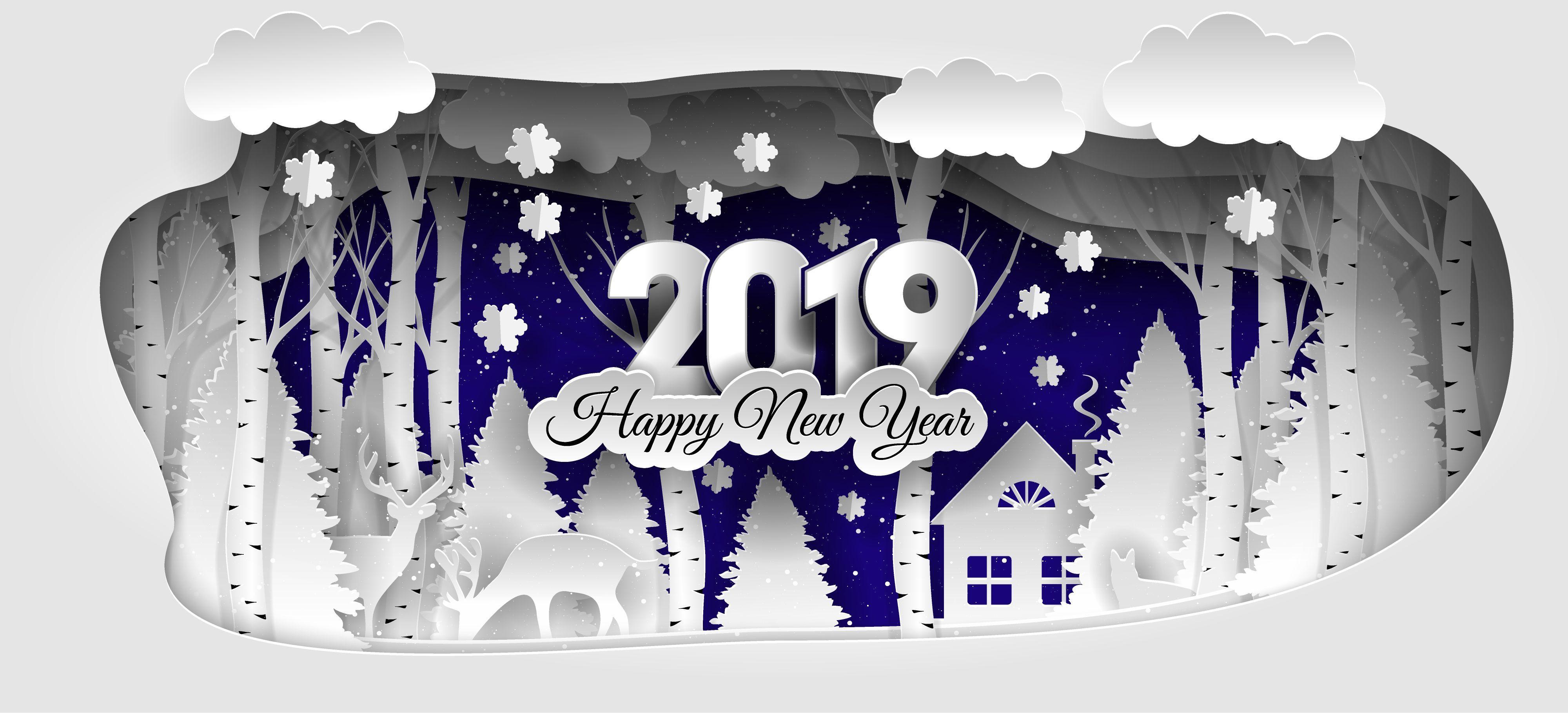 Happy New Year ) Happy merry christmas, Happy new year