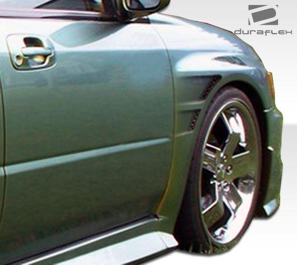 Duraflex 02-03 Subaru Impreza WRX STI GT Concept Fenders Kit | Ideas