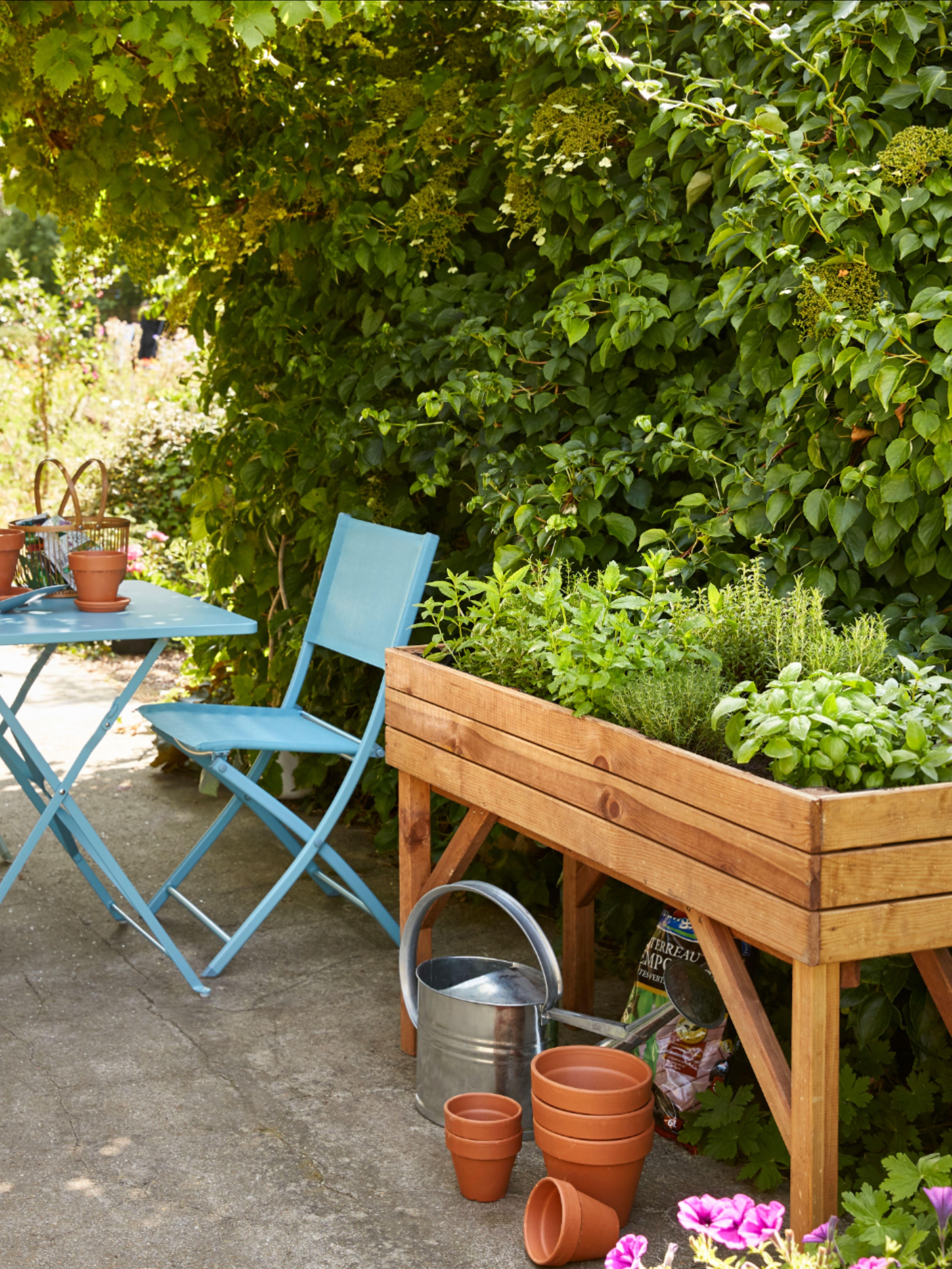 Epingle Sur Jardin Amenagement Exterieur