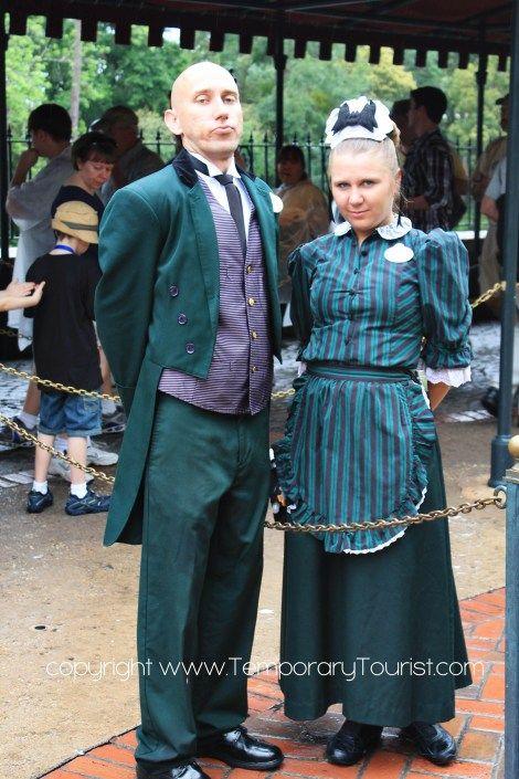 Dress and mens Disneyland Haunted Mansion Pinterest Haunted
