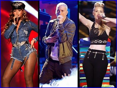 #Beyonce Leads MTV Video Music Awards With Eight N...