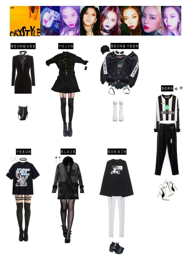 """Blackpink Outfit Ideas: HOBGOBLIN """" By Mabel-2310 On Polyvore Featuring"""