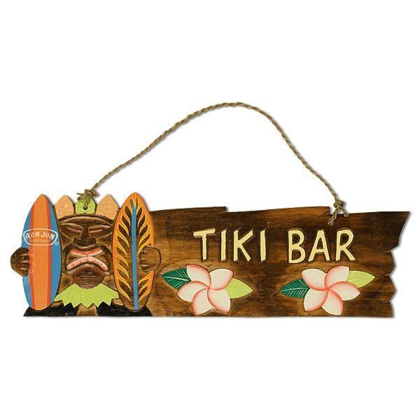 Ron Jon Surfboard Tiki Bar Sign | Bohannon\'s Bar Tyme | Pinterest ...