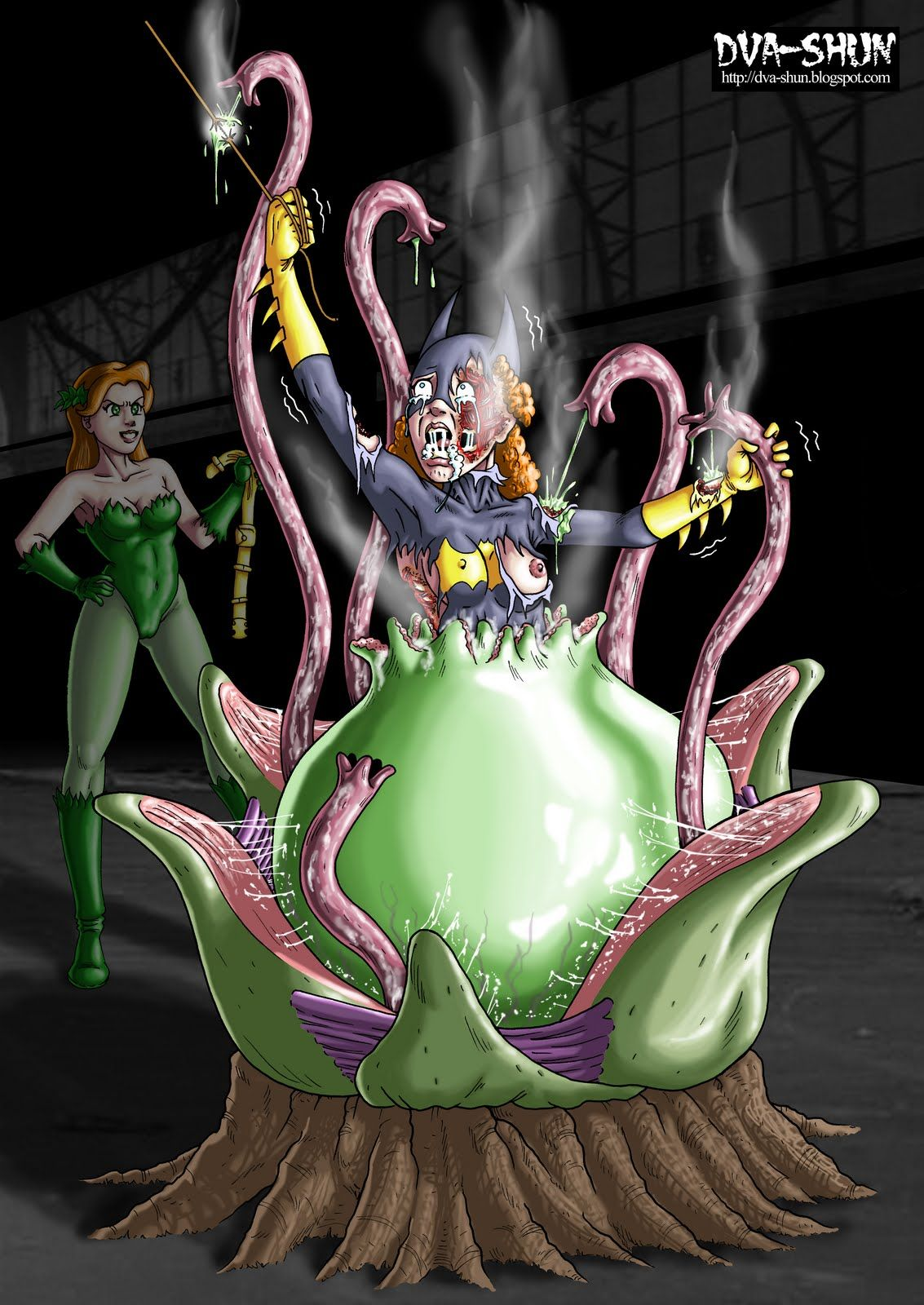 in the batgirl s death collection this time it s poison ...
