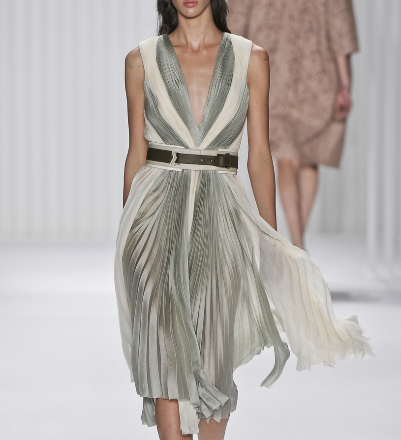 J. Mendel, New York Fashion Week Spring 2013