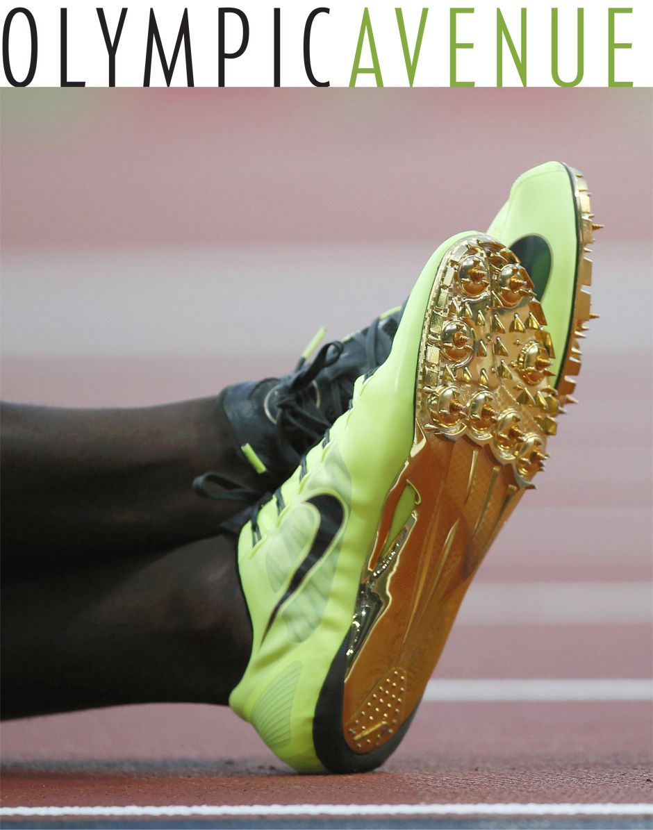Almost bright ideas: Nike's Volt shoes miss out on men's Olympic 100-metre  podium