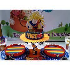 Resultado de imagen para sorpresas de cumpleaños de dragon ball z