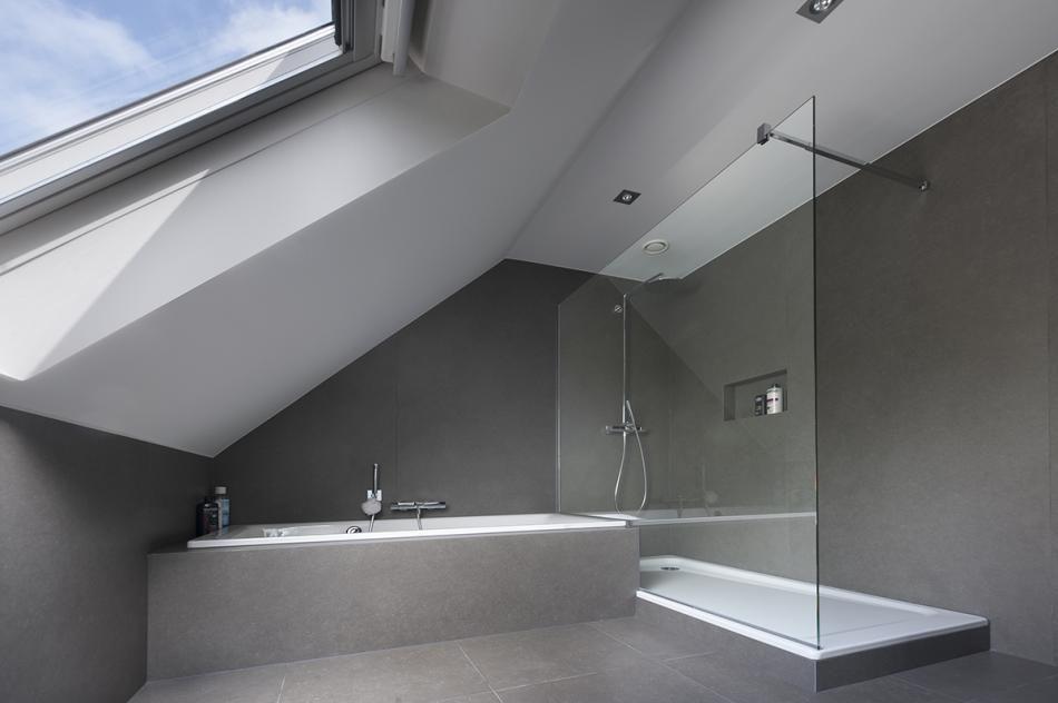 Image result for glazen douchewand zonder profiel met deur