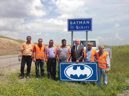 Batman is a city in Turkey! | Batman city, Batman, City