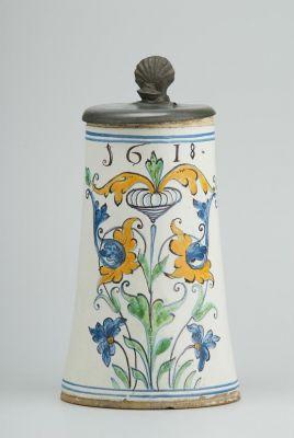 Apothecary jar, 1618