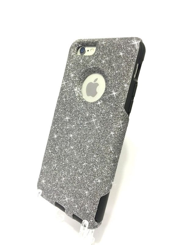 Custom iPhone 6/6s 4.7 inch Glitter Otterbox by NaughtyWoman
