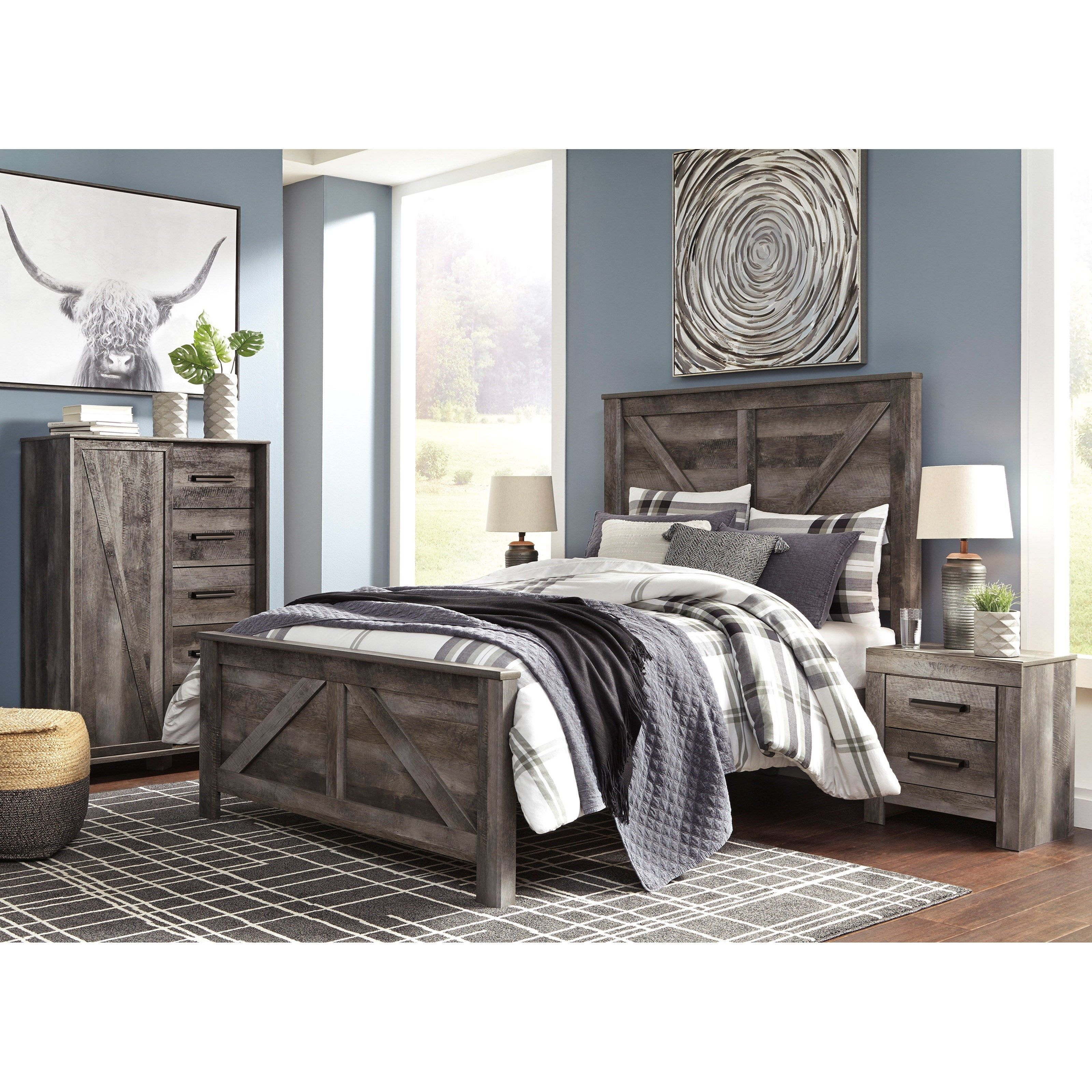 Wynnlow Queen Bedroom Group by Signature Design by Ashley