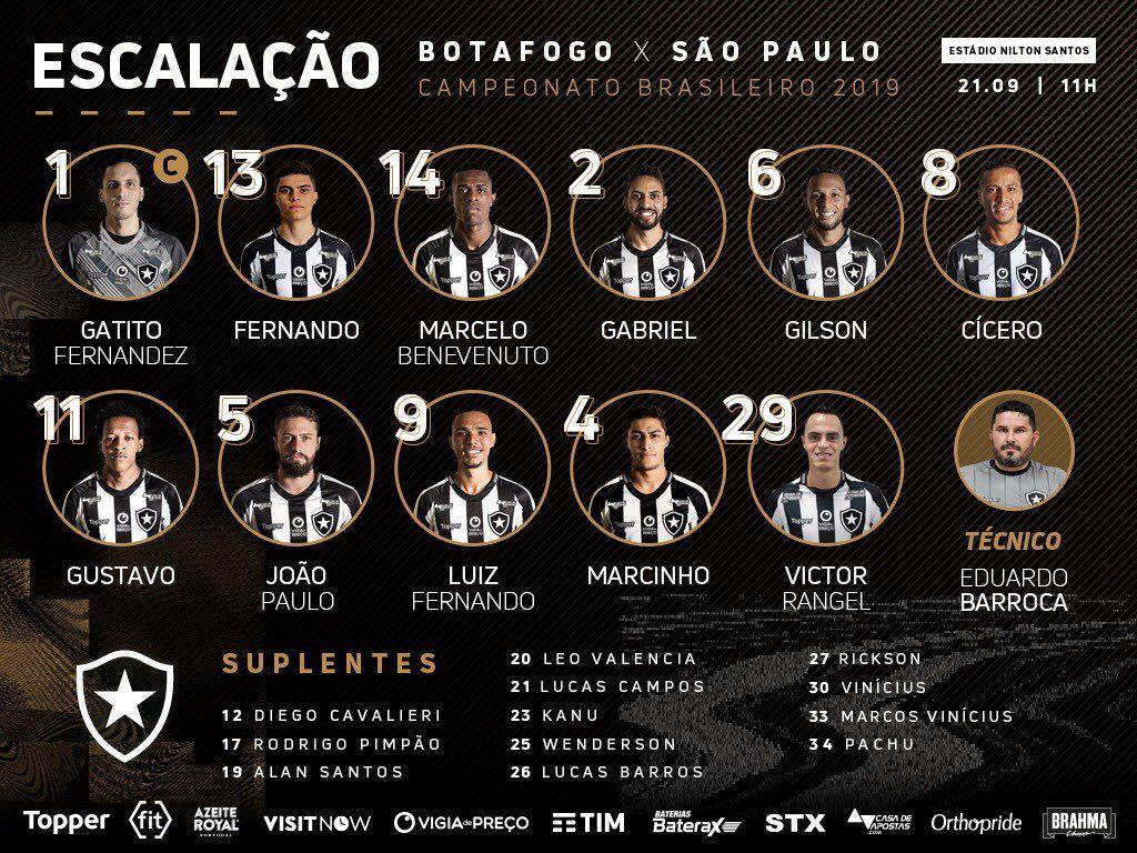 Botafogo F R De On Twitter Sports Graphic Design Sports Design Sports Graphics