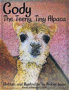 Cody the Teeny Tiny Alpaca is a heartwarming children's book about being different and appreciating uniqueness in everyone! #toocute #animals