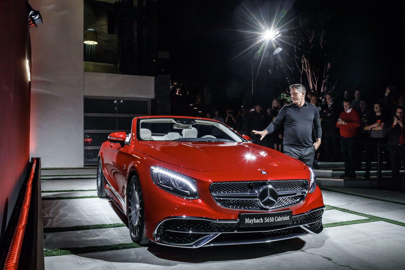 سعر ومواصفات وصور مرسيدس مايباخ S650 كابورليه Mercedes Maybach