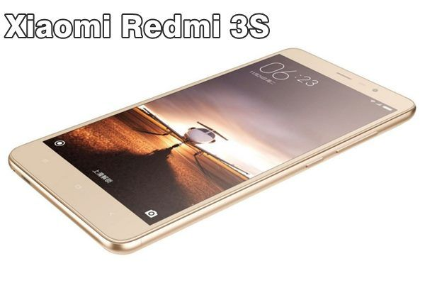 Xiaomi Redmi 3S leaked online with specifications and images