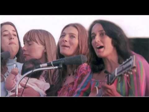 Judy Collins & Joan Baez - Oh Had I A Golden Thread - YouTube