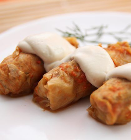5 Recetas Vegetarianas de Rumania