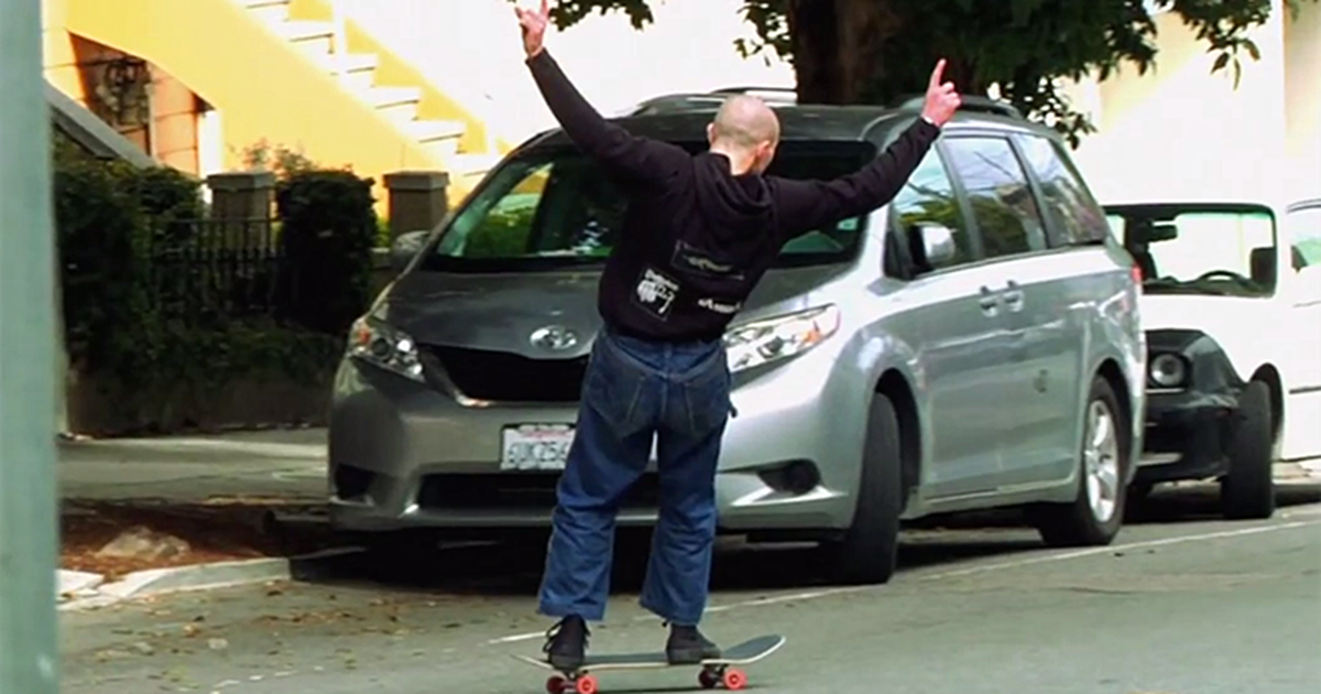 Andrew Allen And Ben Kadow Transworld Skateboarding Transworld Skateboarding Funeral Entertaining