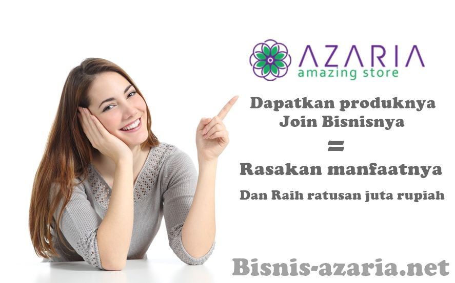 Bisnis azaria untuk warga bandung