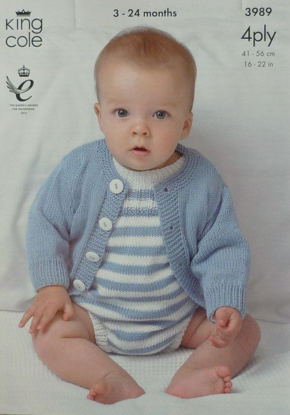 2724b5cb080fc7 Pin by Mary Wobith on Baby cardigan
