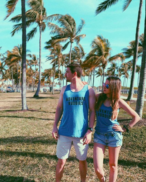 Adventure Shirts, Matching Couples, Couples Shirts, Couples, Matching, Travel, Roadtrip, Wanderlust, Vacation Shirt, Adventure, Tank Top