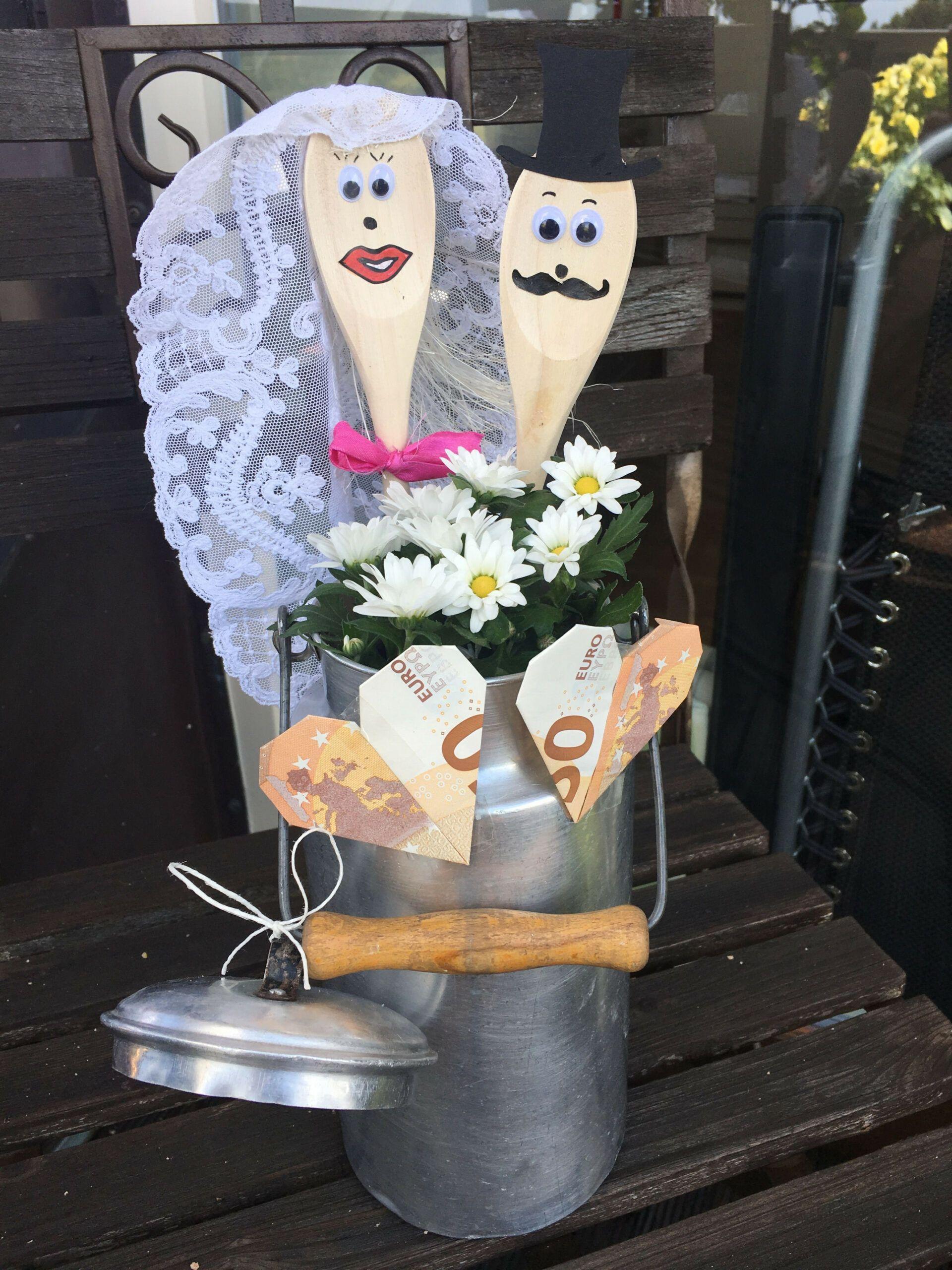 Geschenk Zur Hochzeit Oder Polterabend Geschenk Hochzeit Geschenke Holzerne Hochzeit Geschenke Brautpaar