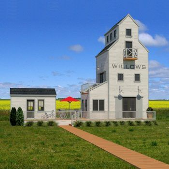 Nova Scotia 657 Robinson Plans Small House Small House Plans Tiny House Design