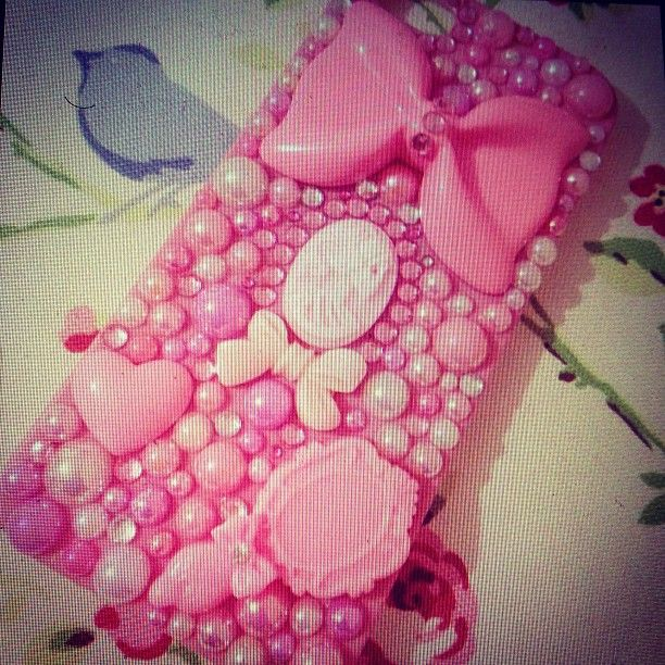 Cute iPhone case on Instagram on @cupcakecuties home page! Go follow her if you have an Instagram page.