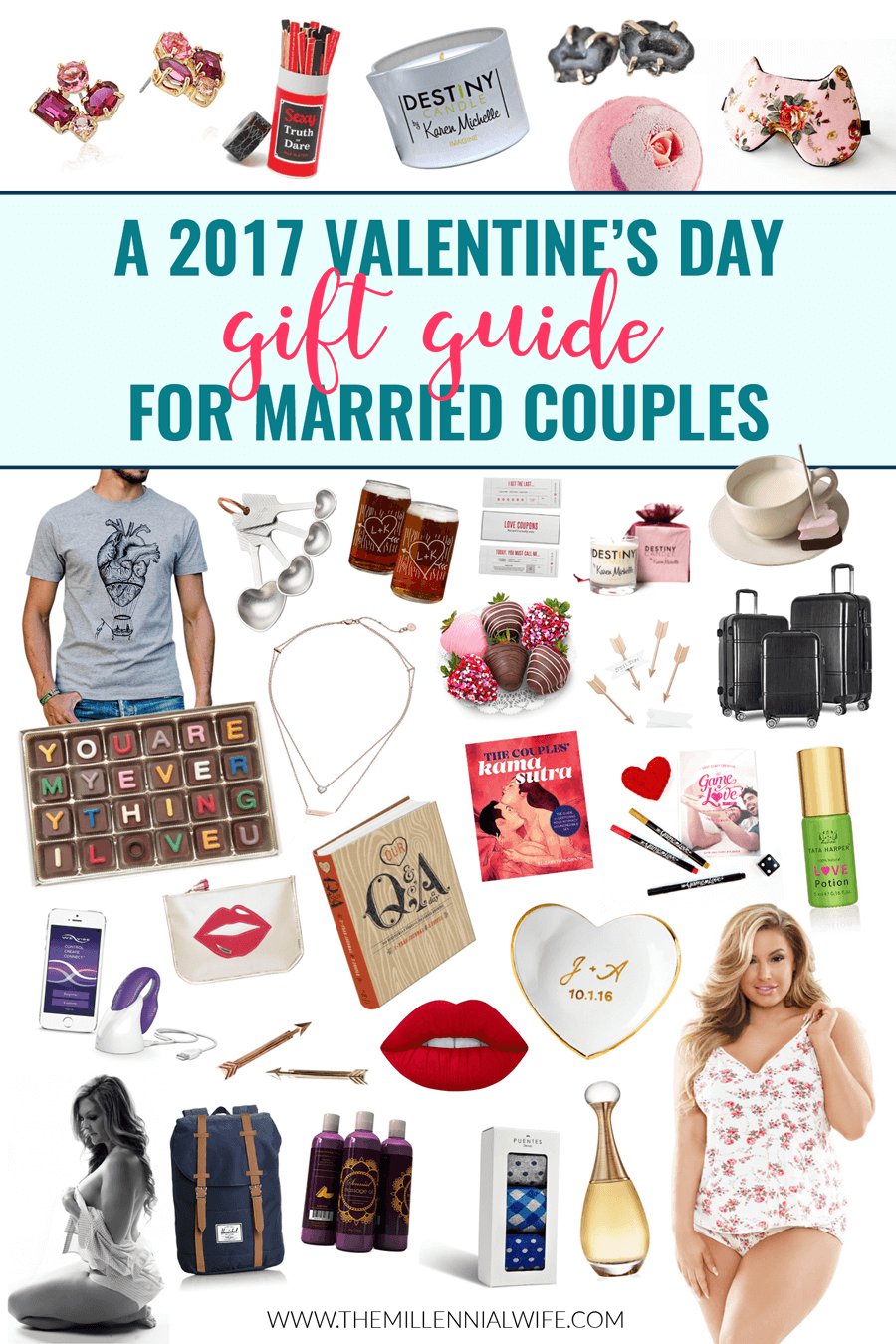 A 2017 Valentine S Day Gift Guide For Married Couples Married