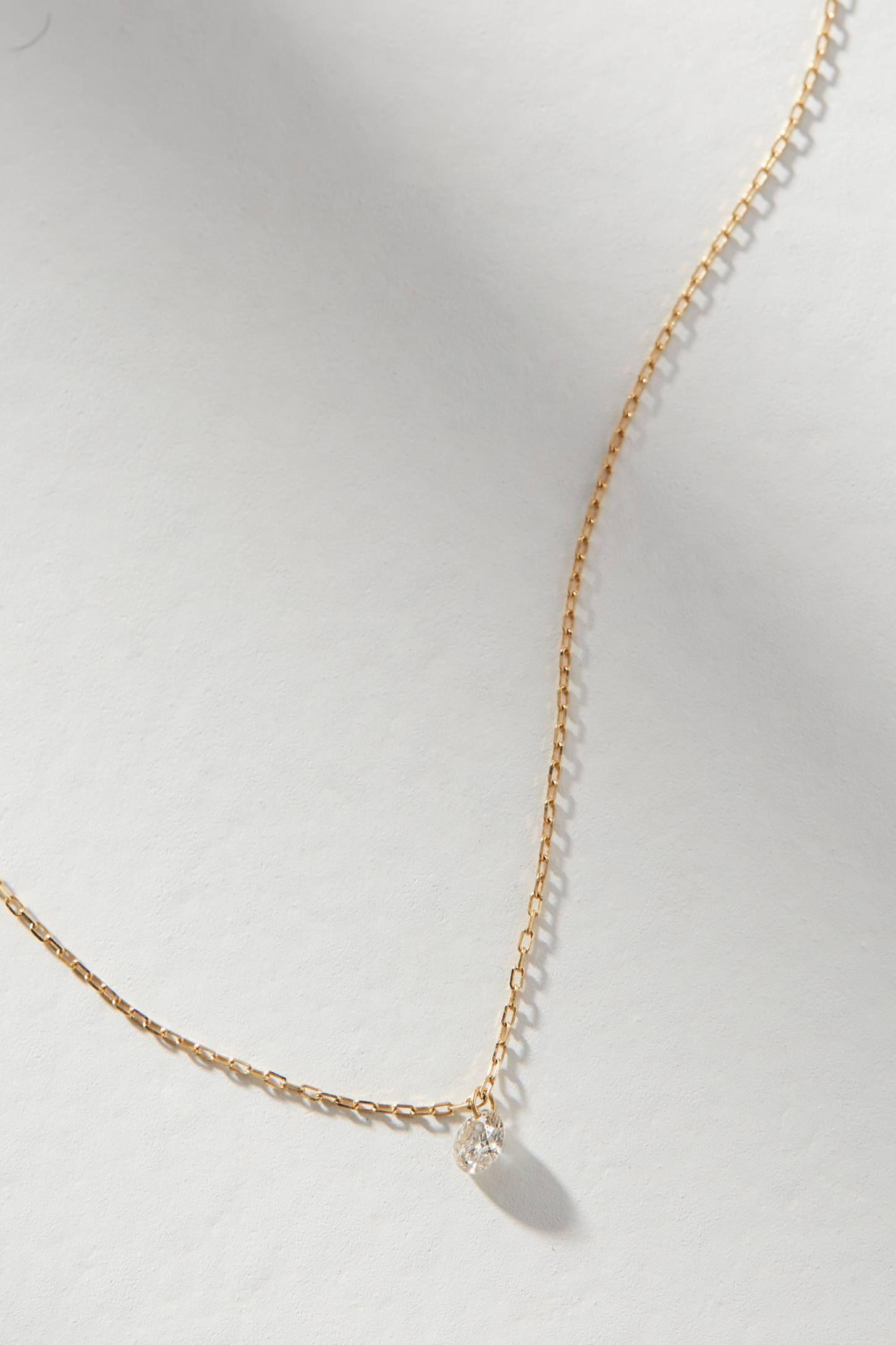 60007a1315ea12 NICHA Devon Diamond Necklace in 2019 | jewelry | Diamond, Jewelry ...