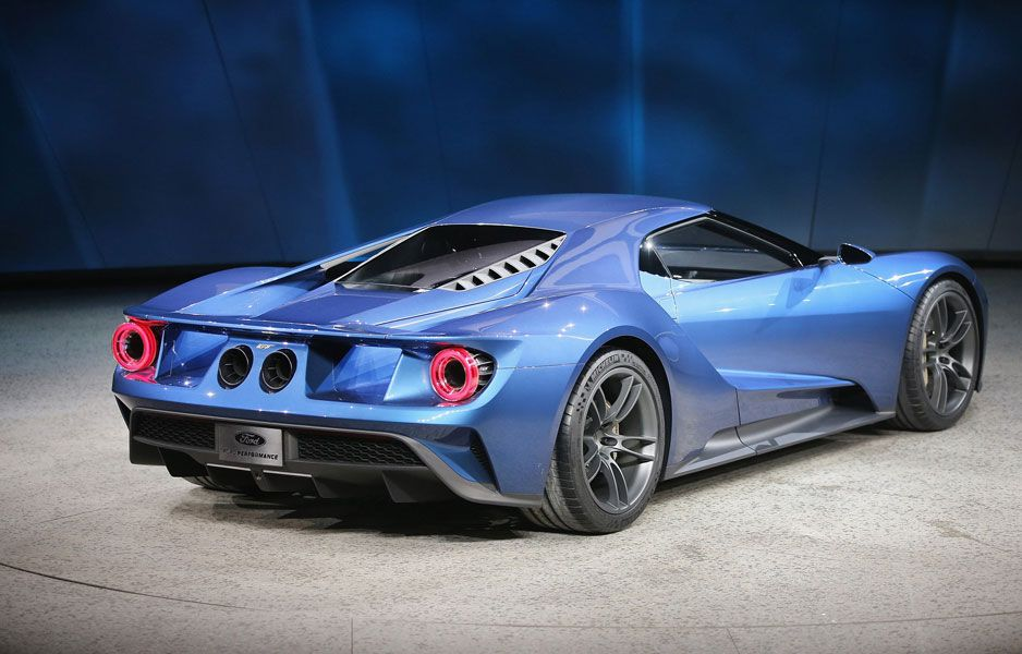 Best in show: Ten new models revealed at the Detroit auto show ...