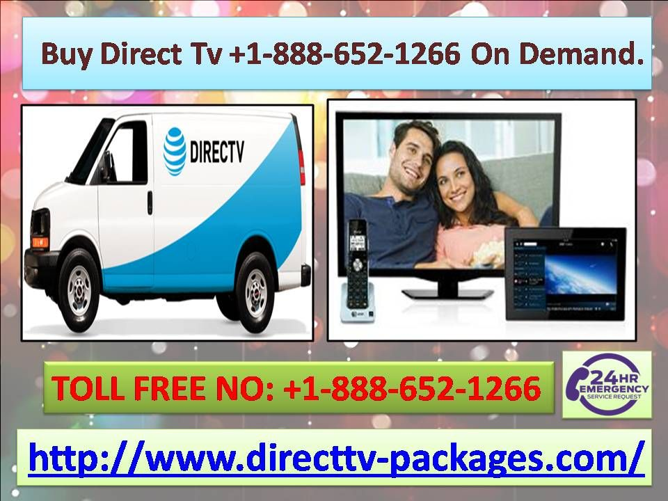 Buy Direct Tv 18886521266 On Demand. directtvpackages