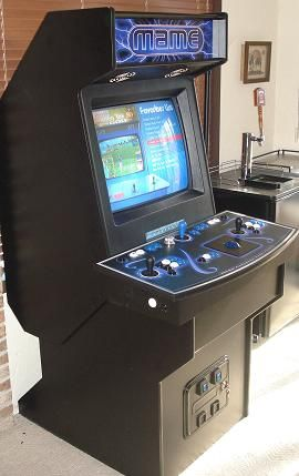 How To Build Your Own Arcade System Todd Moore Arcade Diy Arcade Cabinet Arcade Cabinet