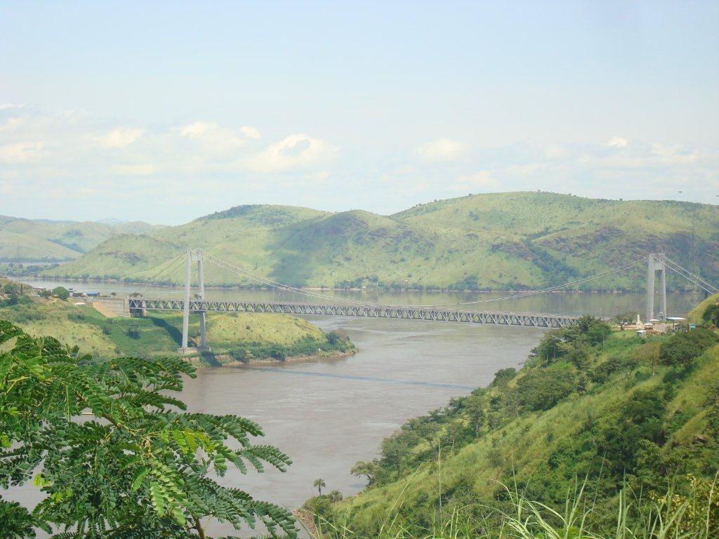 Africa Map Congo River%0A Pont Mar  chal  Matadi  BasCongo  I u    d like to get here